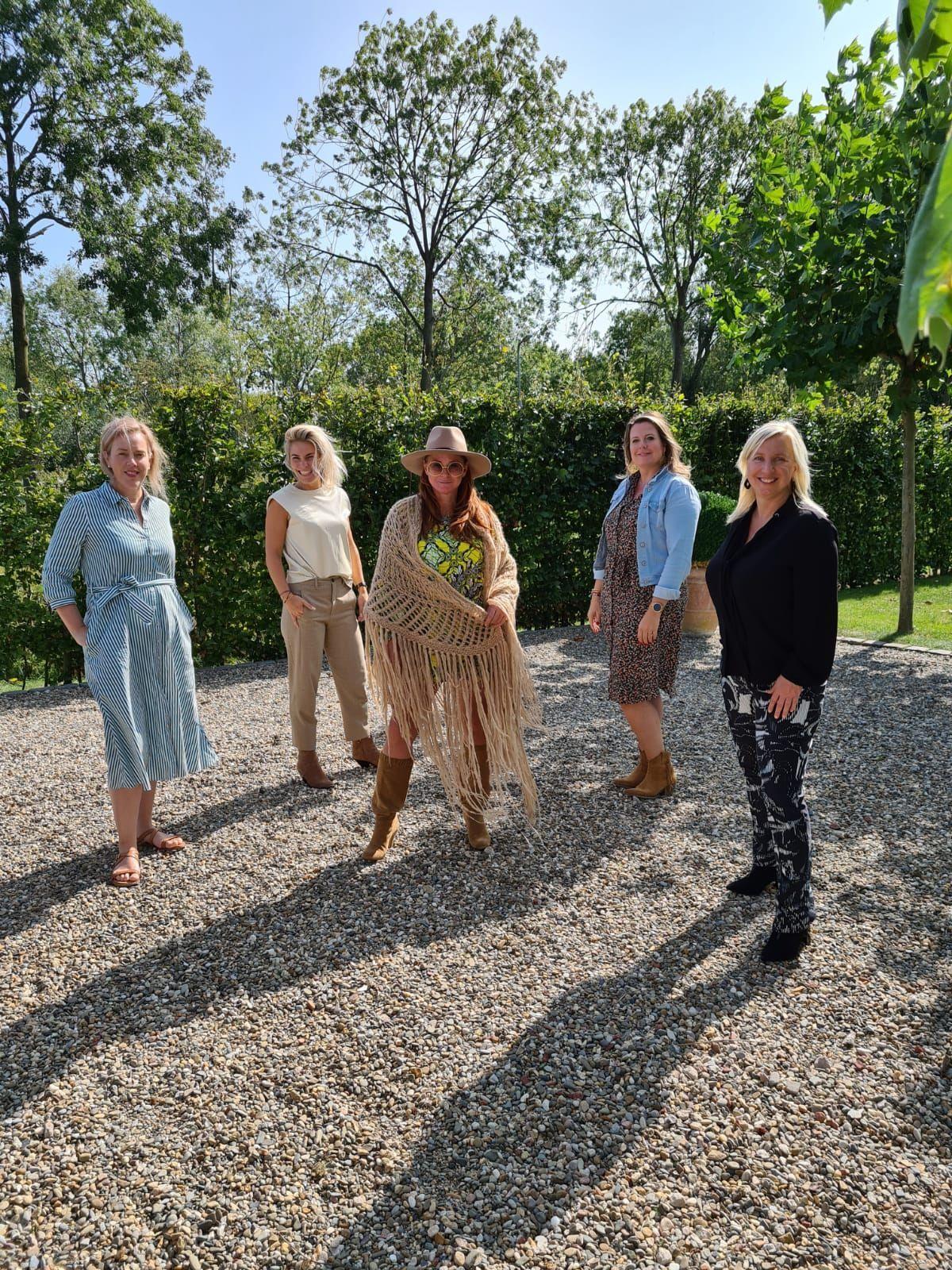 Smartgirls Marlies Dekker en team Mastermind 2020