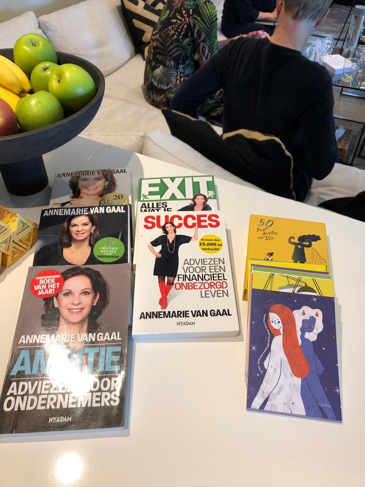 Smart Girls Boeken Annemarie van Gaal