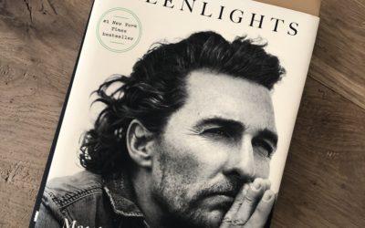 Boekbespreking van het boek GREENLIGHTS, van Matthew McConnaughey door Liesbeth Gerritse